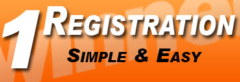 Step 1 - Register At Winner Casino